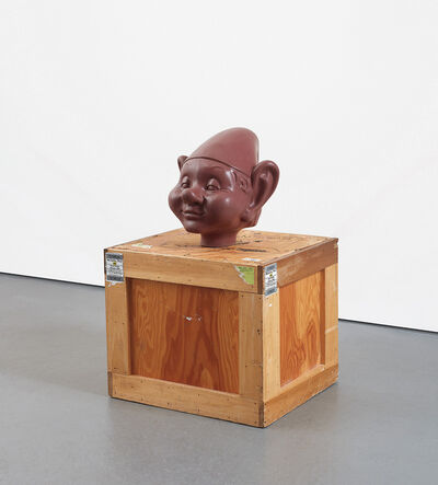 Paul McCarthy, 'Dwarf Head (chocolate)', 2000