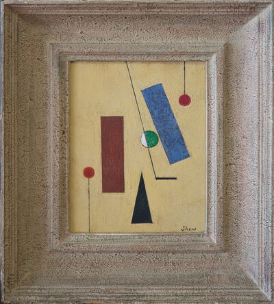 Charles Green Shaw, 'Abstract Composition', ca. 1940