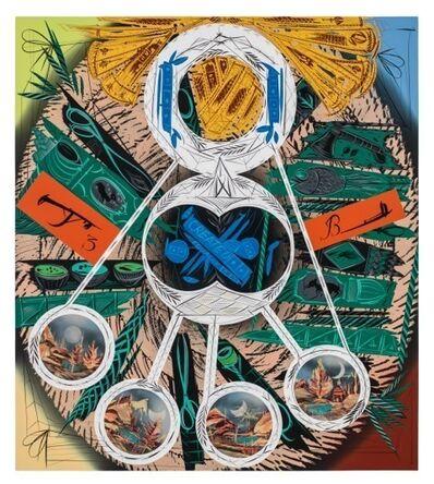 Lari Pittman, 'Untitled #8', 2013