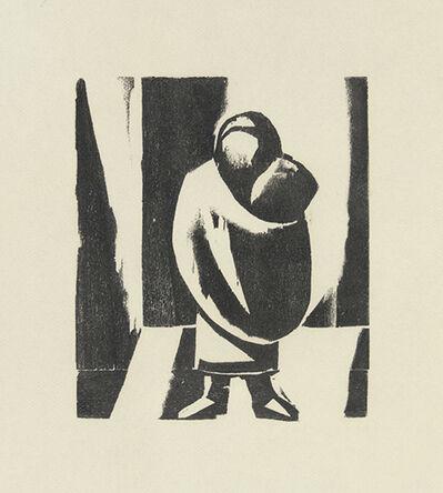 David Alfaro Siqueiros, 'La penitencia ', 1931