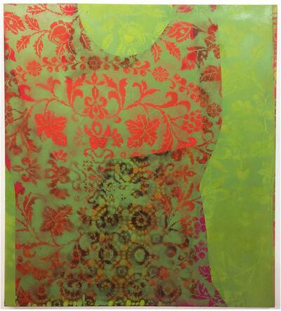 Marcy Rosenblat, 'green shift', 2018