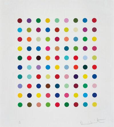 Damien Hirst, 'Lanatoside B', 2011