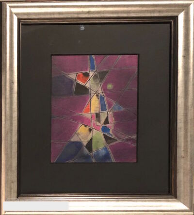 Gerd Leufert, 'Untitled', 1954