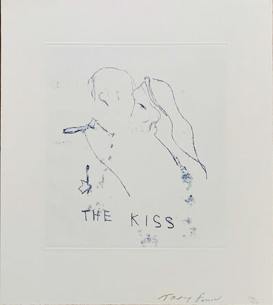 Tracey Emin, 'The Kiss (2011)', 2011