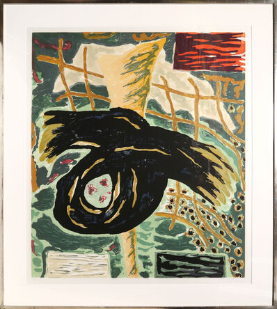 Gregory Amenoff, 'Gnarl ', 1987