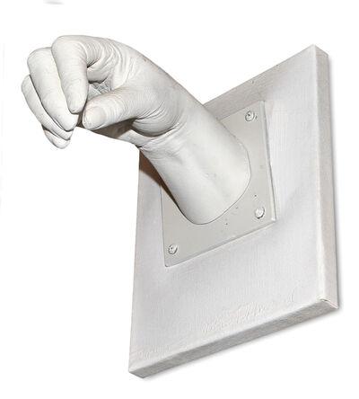 Mildred Howard, 'Untitled (white hand)', 2003