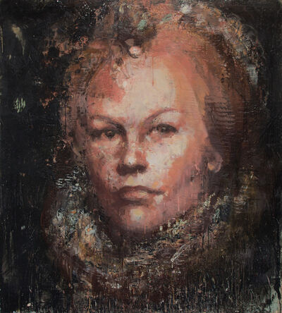 Tony Scherman, 'Glenda Jackson as Elizabeth I (14050)', 2014-2016