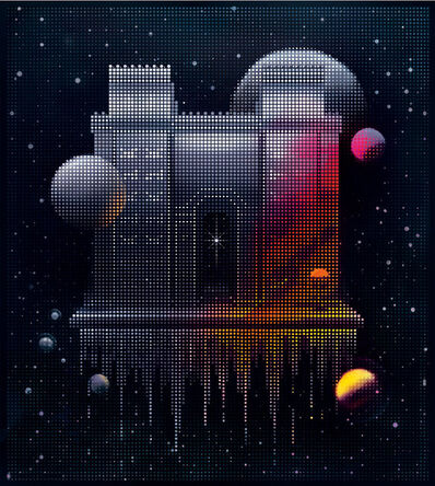 Javier Ortega, 'Babylon dreams', 2019