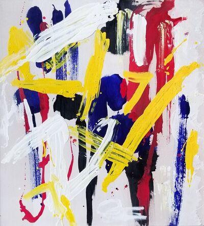 Francine Simonin, 'Free Jazz - Yellow II', 2006