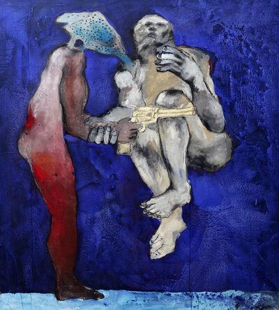 Sadikou Oukpedjo, 'Nouvelle mythologie #2', 2019