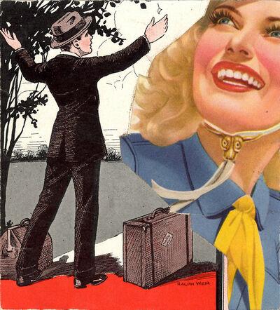 George Schneeman, 'Untitled', Mar. 20-2005