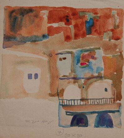 Samir Salameh, 'Untitled', 1971