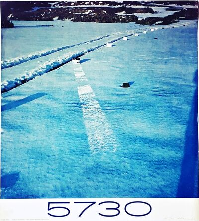 Robert Smithson, 'Mirror Trail 5730 (Hand Signed)', 1968-1969
