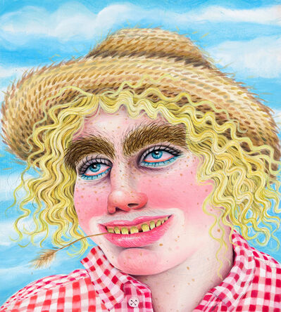 Rebecca Morgan, 'Sweet Country Bumpkin', 2016