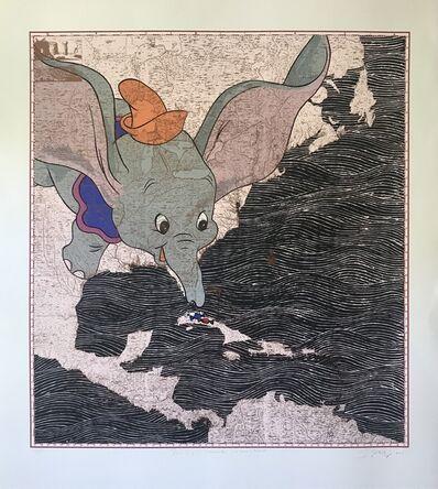 Ibrahim Miranda Ramos, 'Dumbo y los Caramelos, Un Malentendido (Dumbo and the Candies, A Misunderstanding)', 2015