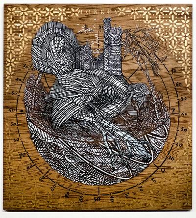 "Monkey Bird, '""Stratosphère""', 2019"