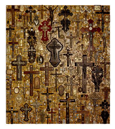 Nancy Fouts, 'Artifact Board (4)', 2010