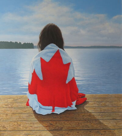 D.A. Dunford, 'Canada Day', 2020