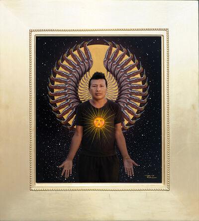 Pedro Ruiz, 'Sun', 2020