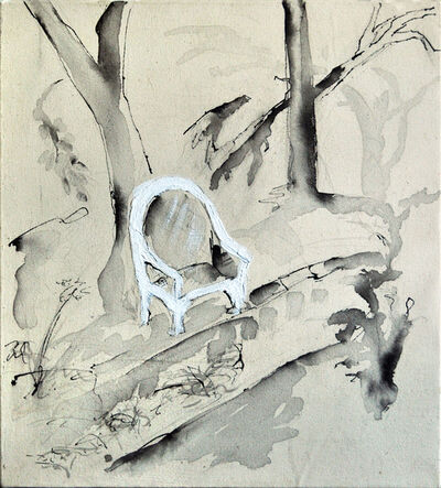 Anne Beresford, 'White Chair', 2019