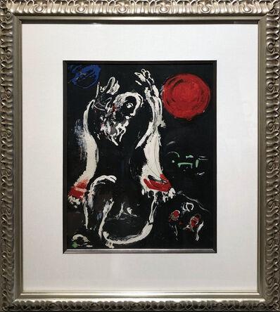 Marc Chagall, 'Isaiah', 1956