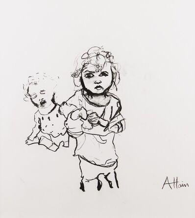 Alex Hain, 'Twins', 2019