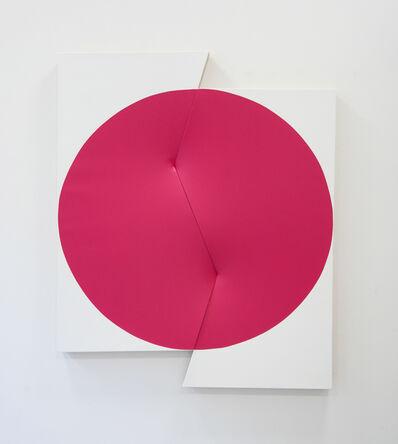 Jan Maarten Voskuil, 'Pointless Pink Whole', 2019