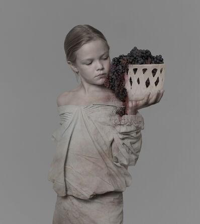 Roberto Kusterle, 'La giovane vendemmiatrice', 2016