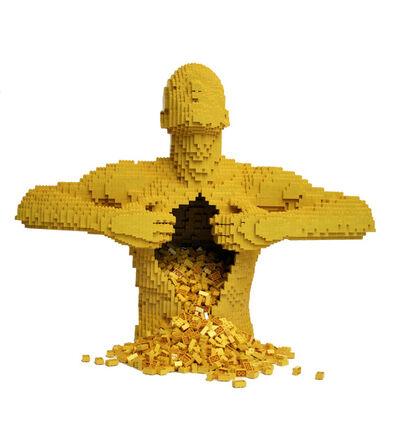 Nathan Sawaya, 'Yellow', 2007