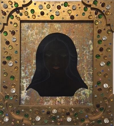 Bert L. Long, Jr, 'Black Madonna (Spain)', 1992