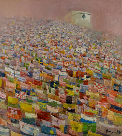 Heriberto Mora, 'The Promised Land'