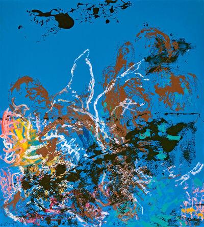Oliver Lee Jackson, 'No. 10, 2017 (9.5.17)', 2017