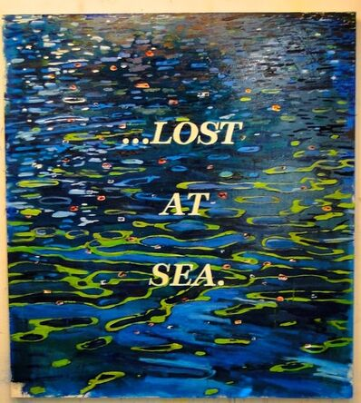 David Kramer, 'Lost at Sea', 2016