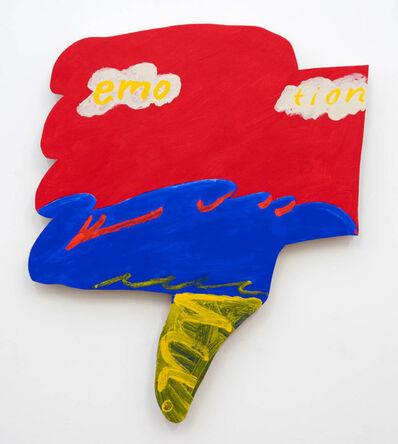 "James English Leary, '""Multiple Interpretation Painting (Thumbs Down)""', 2016"