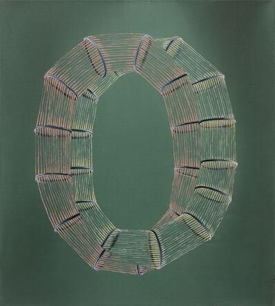 Mona Ardeleanu, 'Inner Circle 2012-2019 / II', 2012-2019