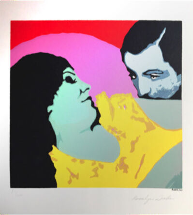 Rosalyn Drexler, 'Emilio Meets the Enchantress', 1965