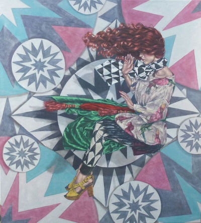Roxana Halls, 'Spinning', 2011