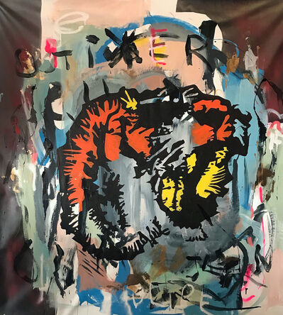 Francois Coorens, 'JAPANESE TIGER ONE', 2019