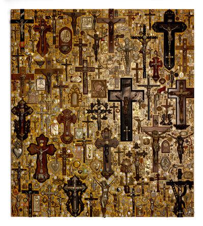 Nancy Fouts, 'Artifact Board (3)', 2010