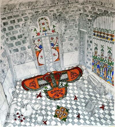 Francisca Ahlers, 'Something of Gaudi'