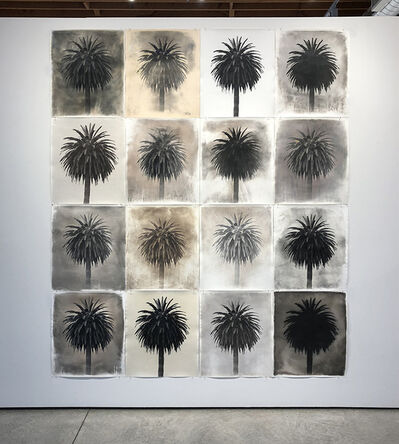Robert Stivers, 'Palm Trees', 2019