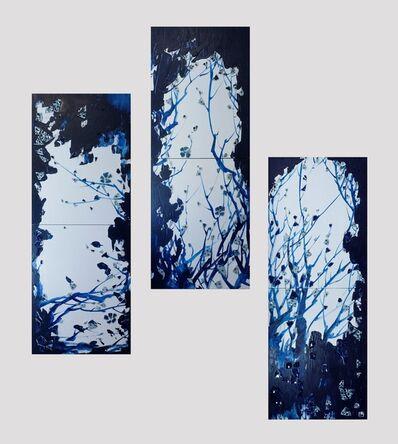 Hyo Bin Kwon, 'Blue and white Impressions - TREE', 2019