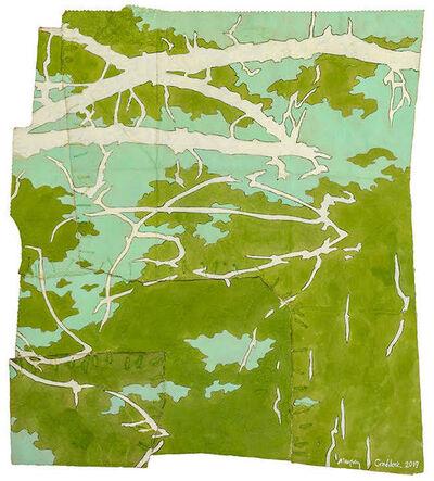 Maysey Craddock, 'Lichen Field', 2019