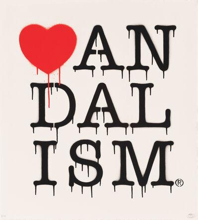 Nick Walker, 'Vandalism, limited Print', 2014