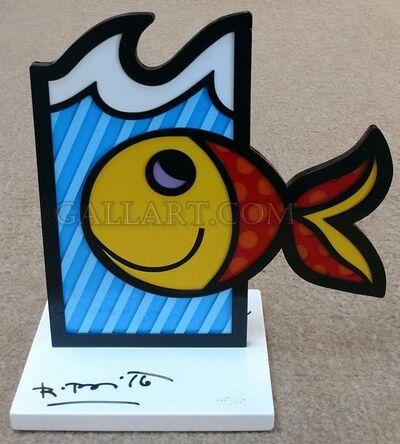 Romero Britto, 'BOOM FISH', UNKNOWN