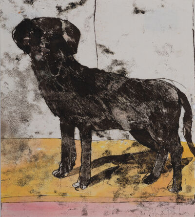 Robert Andrew Parker, 'Black Dog', ca. 2010