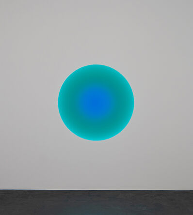 James Turrell, 'Circular Glass Series: Ahku', 2020