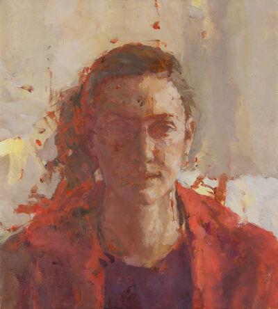 Jordan Wolfson (b.1960), 'Portrait, Cari III', 2015