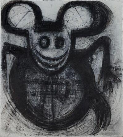 Joyce Pensato, 'Mickey', 1995