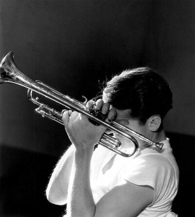 Herman Leonard, 'Chet Baker, New York City', 1950